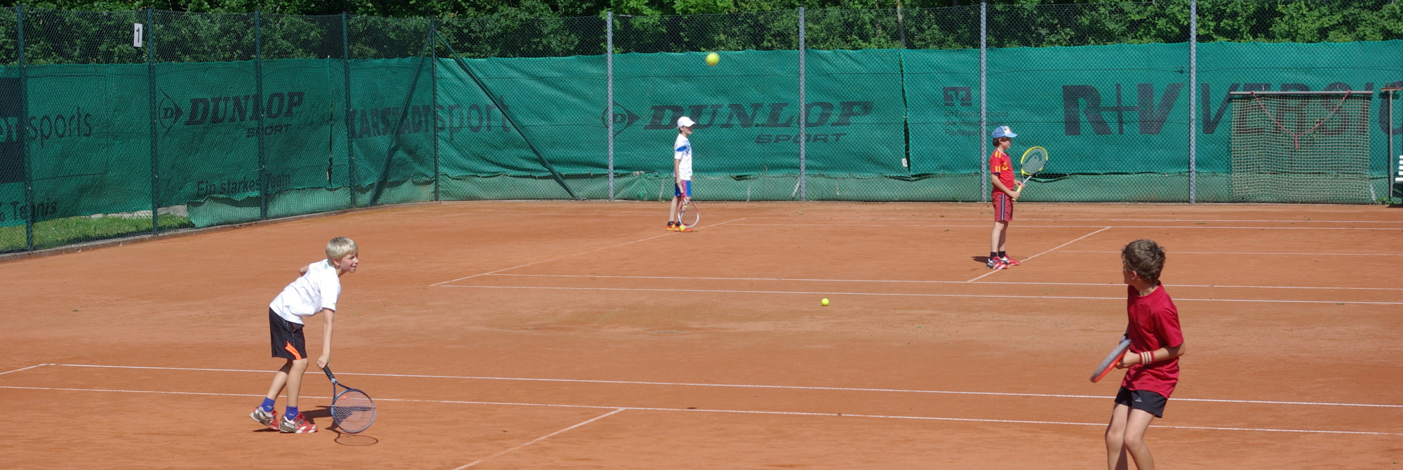 Tennis in Gräfenberg